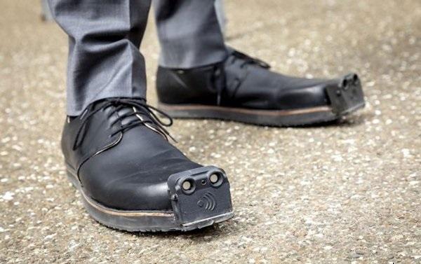 奥地利公司研发盲人用智能导航鞋-今日来宾招聘网